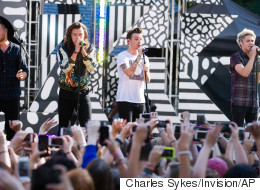 1D Lead Headliners As Apple Unveil New Look Music Festival