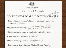 LEAKED: David Cameron's Plans For Dealing With Young People