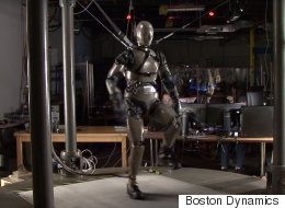 The Robot Apocalypse Is Back On Track As Google's Human Robot Becomes Scarily Agile