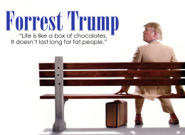 QUIZ: Who Said It, Trump Or Gump?