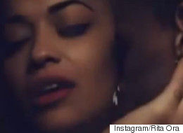Rita Ora And Chris Brown Get Steamy In Music Video Preview