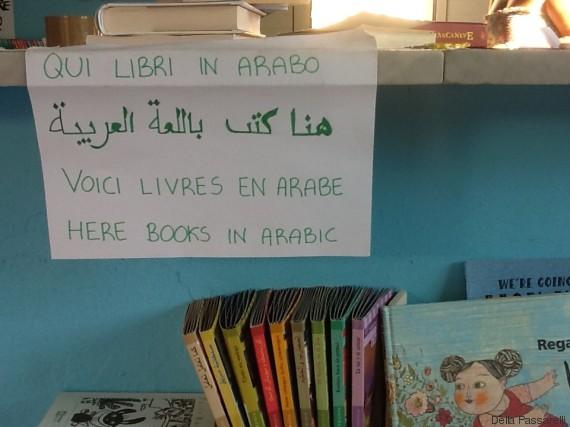 libri arabo
