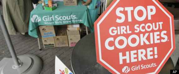 GIRL SCOUT LAWSUIT