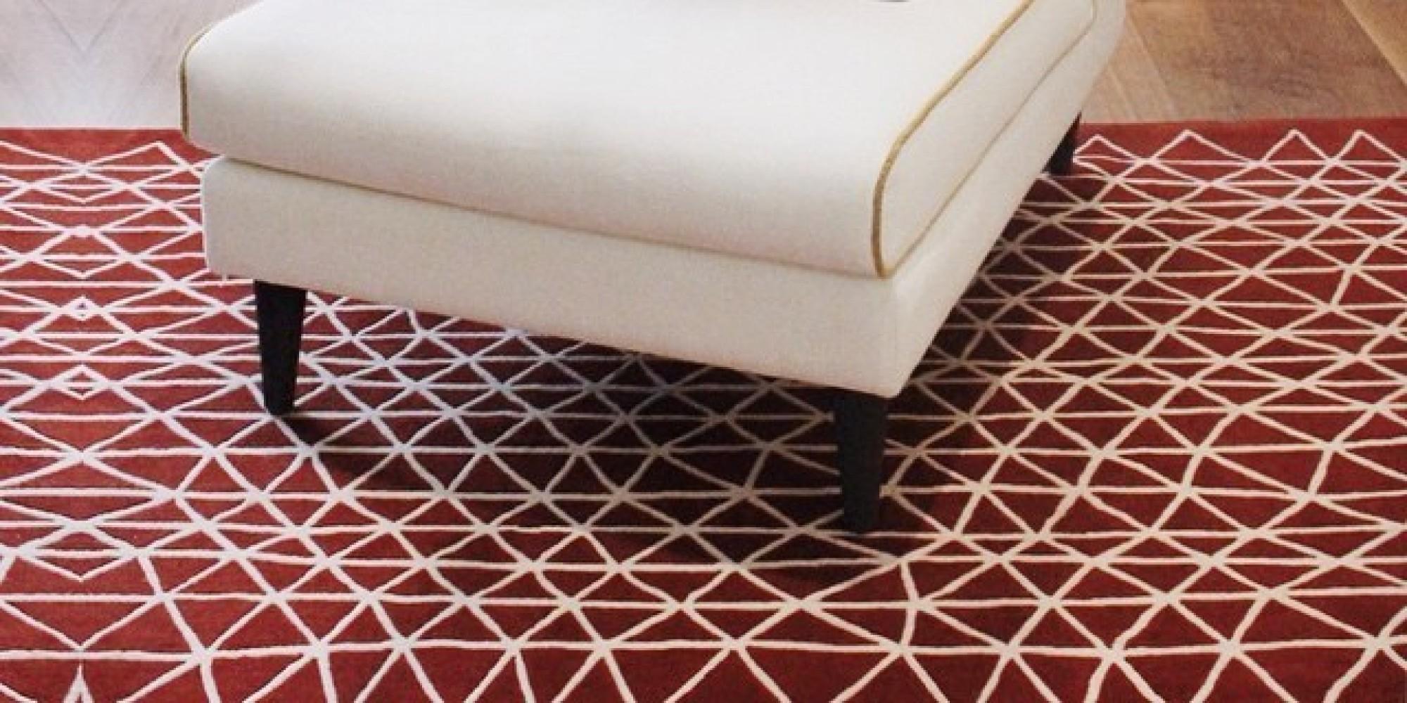 ... la nouvelle collection de tapis de Sarah Lavoine inspiru00e9e du0026#39;Essaouira