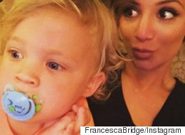 Frankie Bridge Has Also Faced Criticism For Letting Her Child Use Dummies