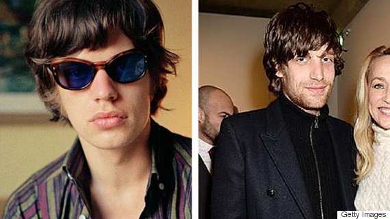 Mick Jagger Son James Jagger Is The Spitting Image Of His