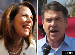 GOP Power Outsiders See Gains for Bachmann, Perry