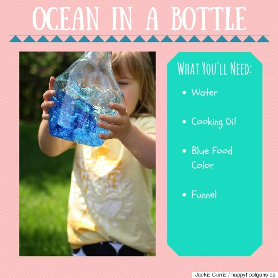 6 Summer Fun Crafts For You And Your Little Fishes Huffpost Life