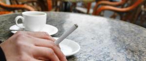 TERRACE SMOKE