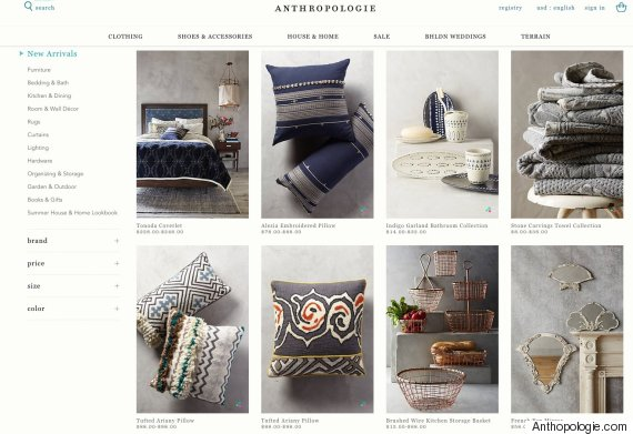 The 42 Best Websites For Furniture And Decor That Make Decorating Easy Huffpost