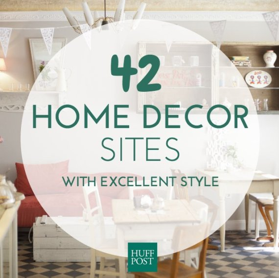 Top Home Decor Sites: The 42 Best Websites For Furniture And Decor That Make