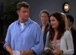 La red hace viral la escena eliminada de 'Friends' tras el 11S ocho años después