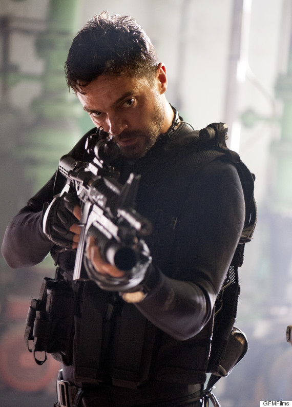 Dominic Cooper Looks The Part In First Image For Action