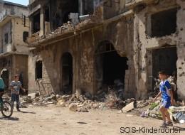 Syrien: Kriegstraumatisierte Kinder sind tickende Zeitbomben