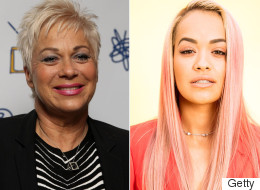 Denise Welch Is Not Impressed With Rita Ora's Latest Stunt
