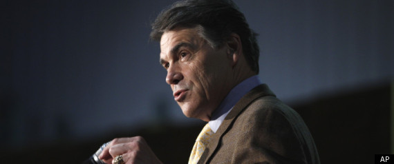 RICK PERRY CLIMATE CHANGE