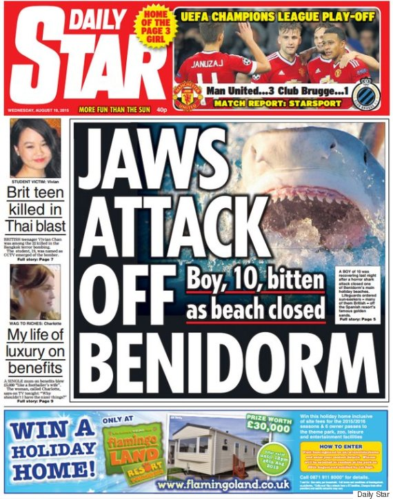 daily star jaws