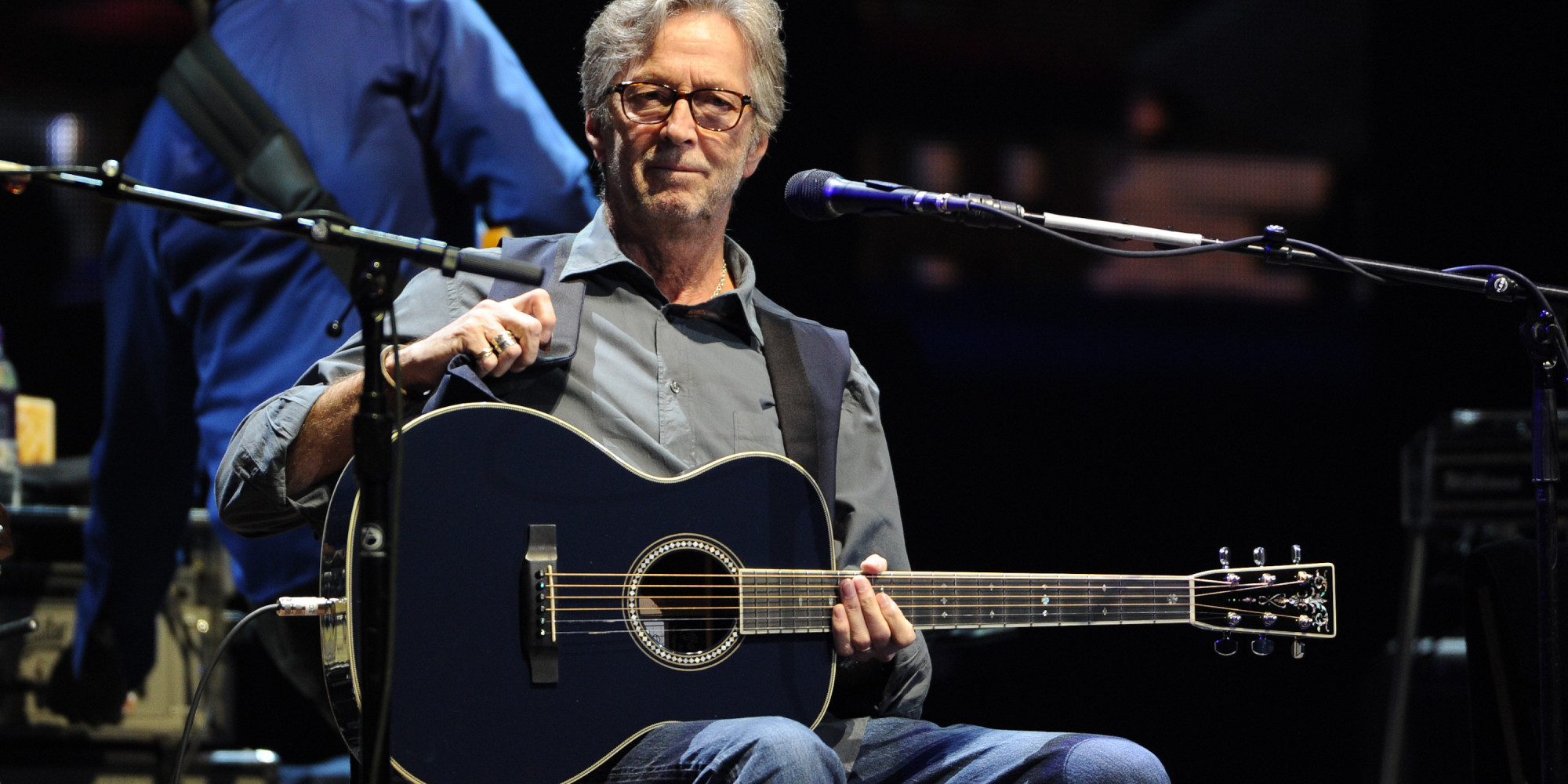eric clapton shares his 70th birthday with cinema goers in special royal albert hall concert. Black Bedroom Furniture Sets. Home Design Ideas