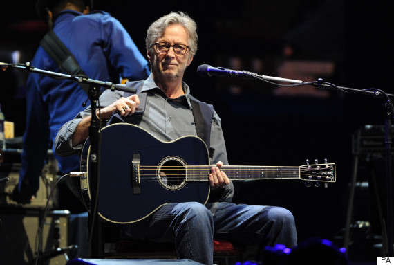 Eric Clapton Shares His 70th Birthday With Cinema-Goers, In Special ...