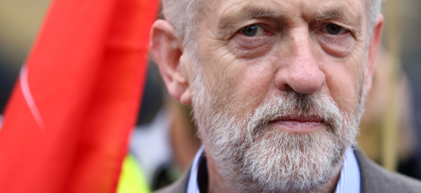 If You Back Corbyn, You're Way Likelier To Believe The World Is Run By Secretive Elites