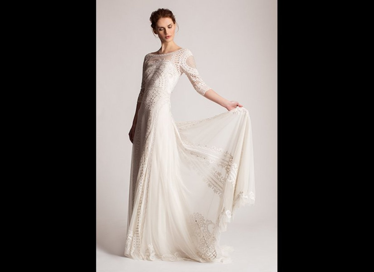 50 Modest Wedding Dresses Fit For A Princess WOW