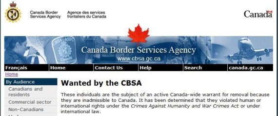 CBSA entry requirements