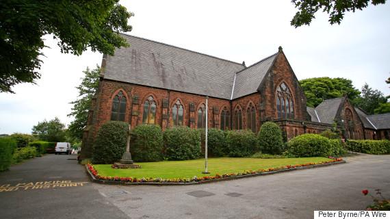 st marys church woolton