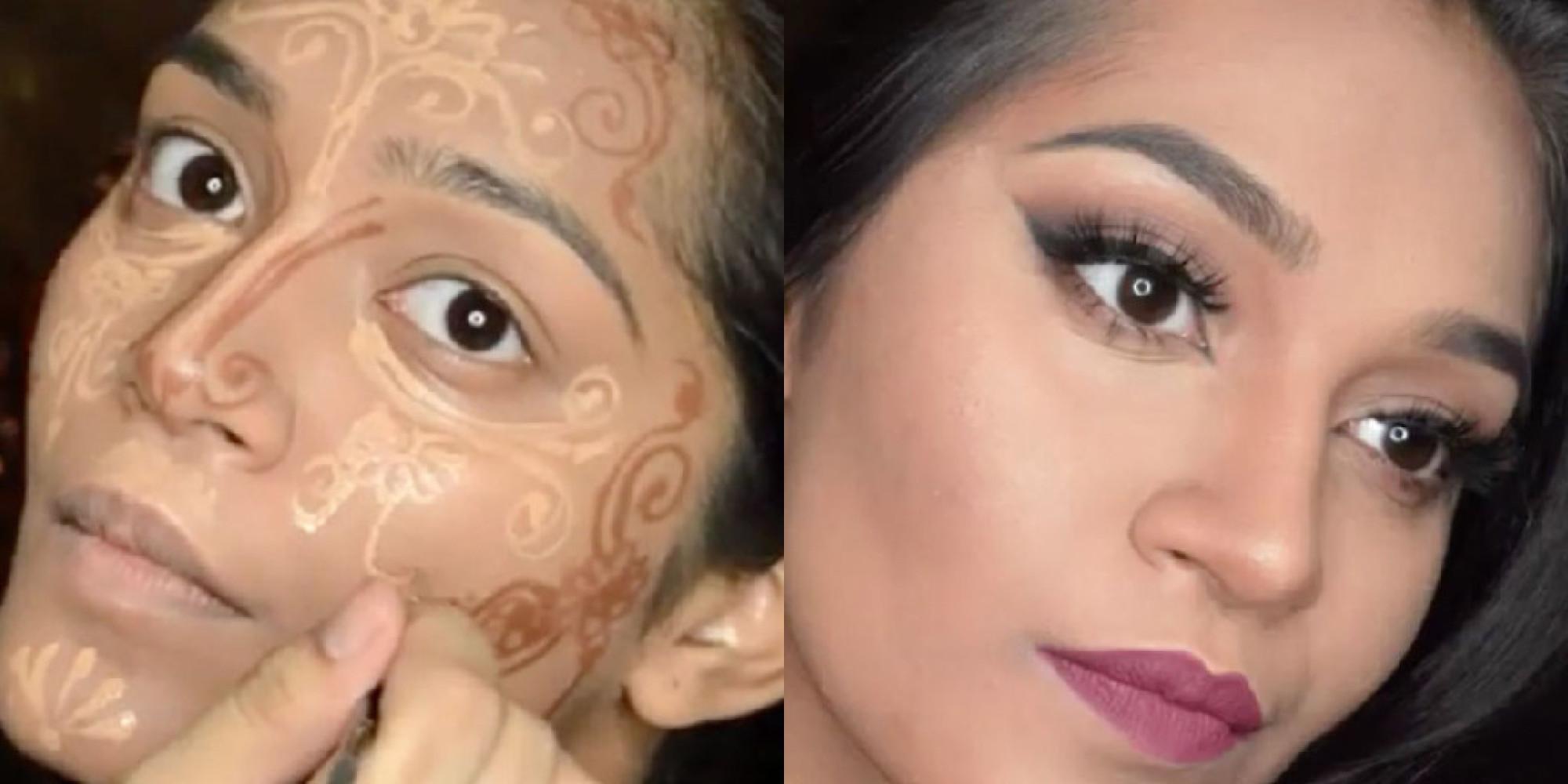 9 Diffe Makeup Contouring Techniques