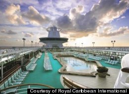 The Royal Caribbean Monarch Of The Seas