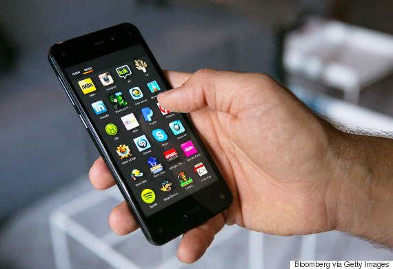 ... to the same Android apps that are available on Amazonu0026#39;s Fire Phone