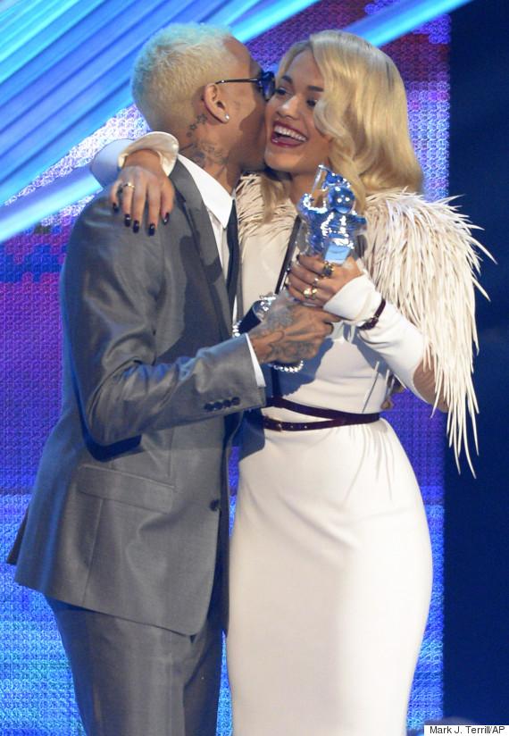 chris brown rita ora dating Rita ora rita sahatçiu ora (born rita sahatçiu 26 november 1990) is a british singer and actress she rose to prominence in february 2012 when she featured on dj.