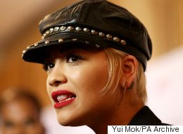 No Rita Ora, It's Not OK For You To Collaborate With Chris Brown, And We Do Expect An Explanation, <i>Actually.</i>