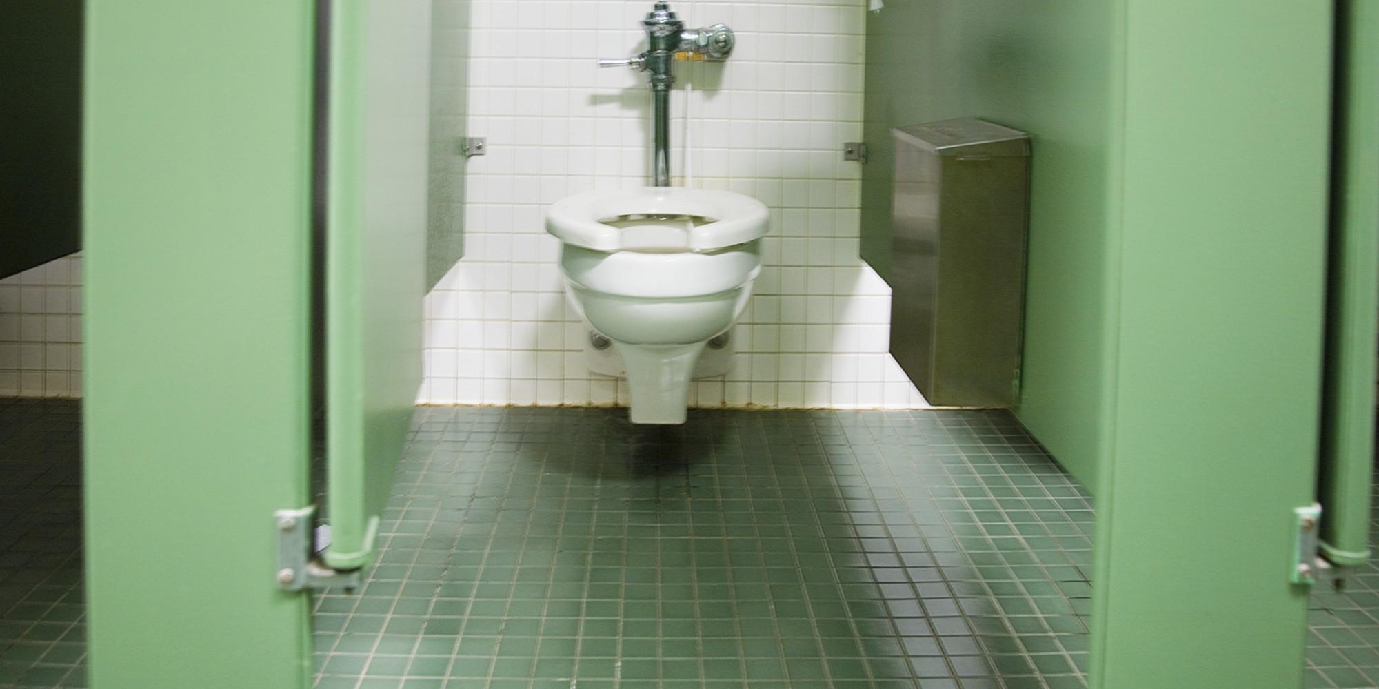 Bathroom Betrayal: Bleeders Not Welcome! | HuffPost