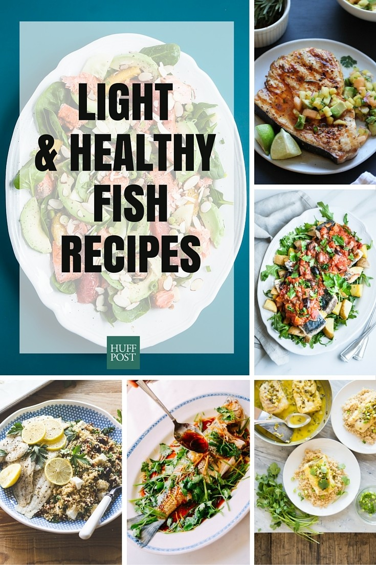 16 light fish recipes perfect for dinner huffpost fish forumfinder Images