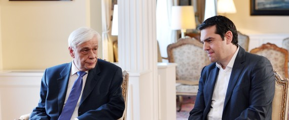 TSIPRAS PAVLOPOULOS