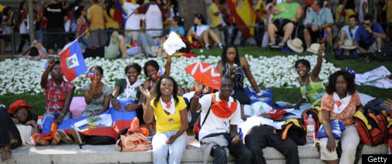 WORLD YOUTH DAY MOMENTS