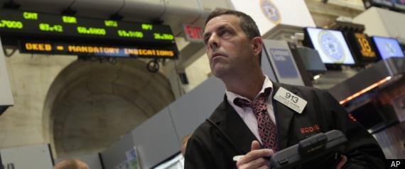 Wall Street Selloff