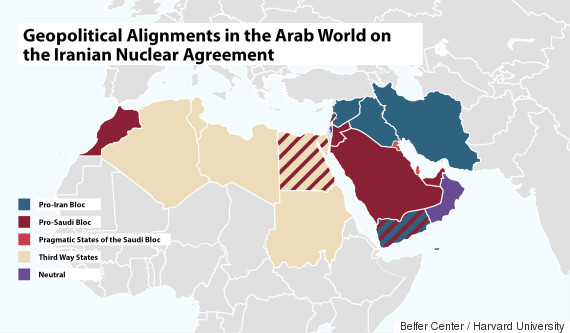 geopolitics middle east