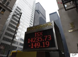 Canadian Stocks 'In Severe Correction Territory'
