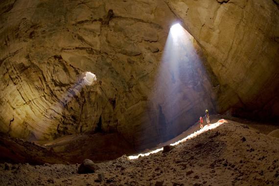 oman cave