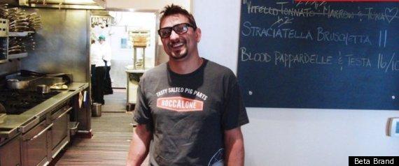 FOOD INFORMANTS CHRIS COSENTINO