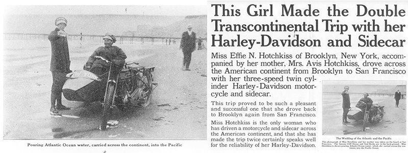 filles motos