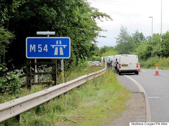 m54 police