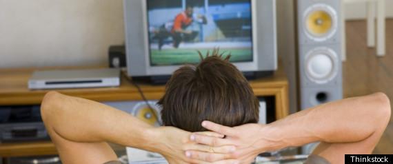 WATCHING TV SHORTENED LIFESPAN