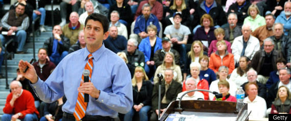 PAUL RYAN TOWN HALL