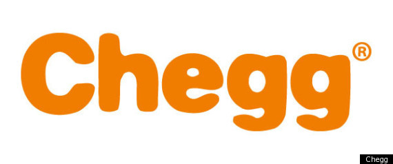 Chegg Digital Rental Textbook Logo