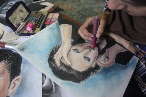 gaza artist