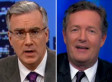 Keith Olbermann, Piers Morgan Feud Over Twitter