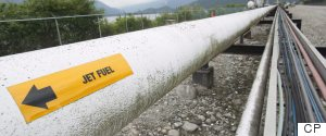 TRANS MOUNTAIN PIPELINE EXPANSION KINDER MORGAN