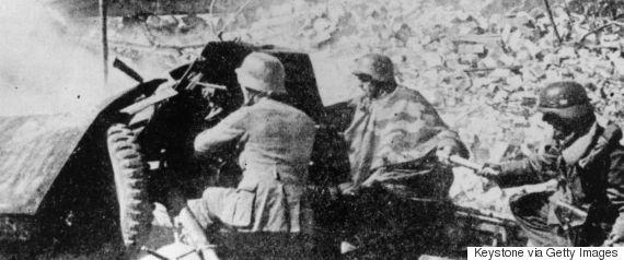 battle of stalingrad german soldiers